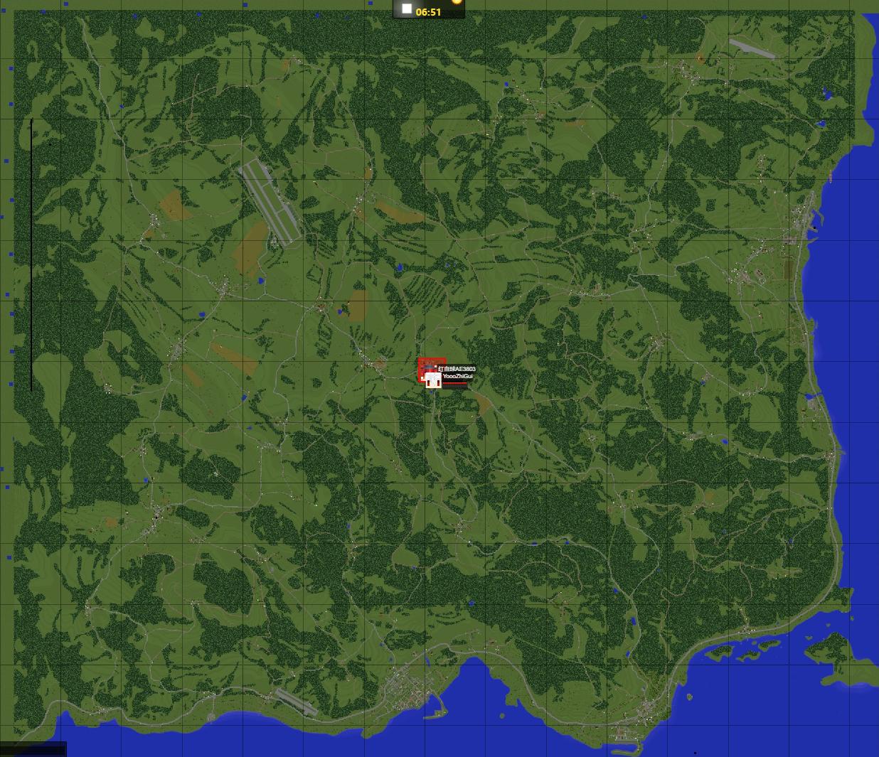 战争服大地图