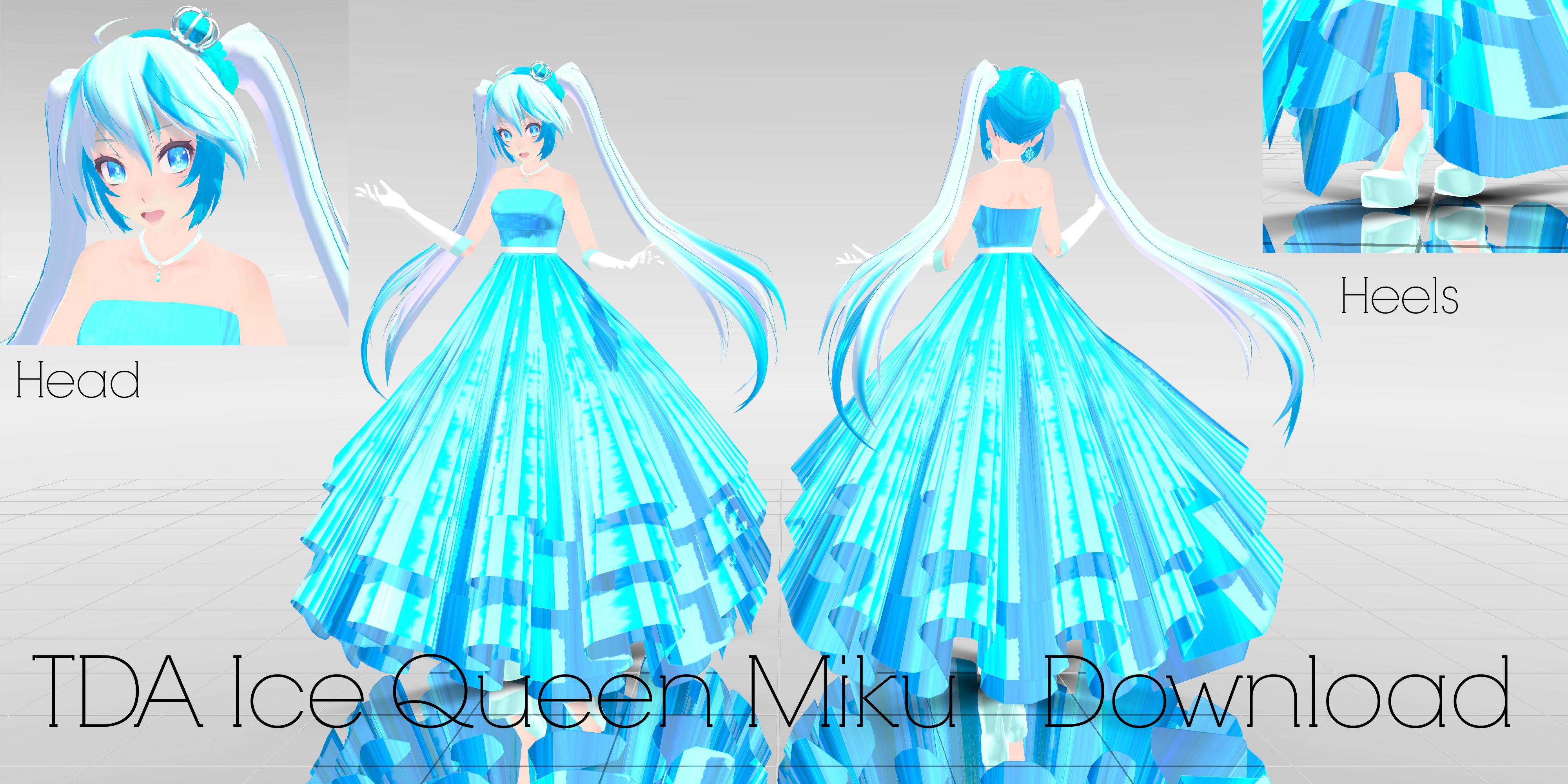 TDA式Ice Queen Miku